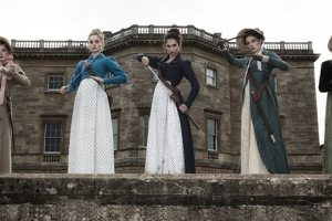 'Pride And Prejudice And Zombies' &  'Miracles From Heaven' - 2016 Preview 1
