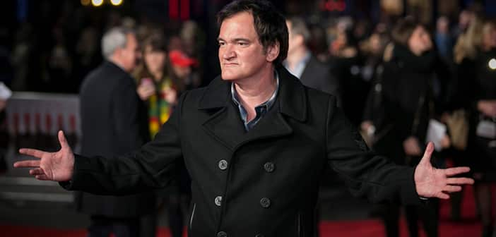 Quentin Tarantino Speaks On Disney's Extorting Theater To Not Show 'The Hateful Eight'