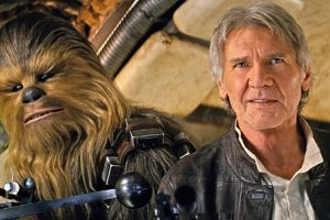 Reviews Fly In For 'Star Wars: The Force Awakens'