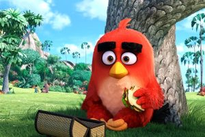 Holiday Greetings from THE ANGRY BIRDS Movie 2