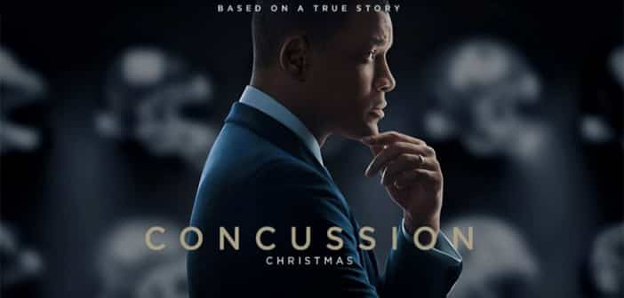 CLOSED - CONCUSSION  - Printable Movie Pass Giveaway