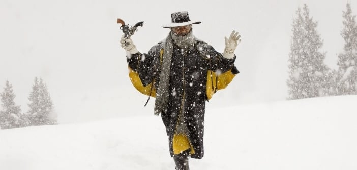 The Hateful Eight - Check Out Sam Jackson As He Takes You Through The Making Of Quentin Tarantino's 8th Film