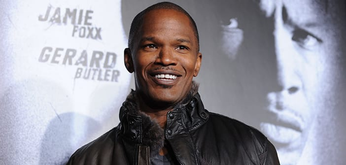 Actor Jamie Foxx Saves Mans Life From Burning Vehicle 1
