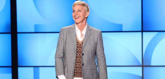 Ellen DeGeneres Is Being Awarded By People's Choice For Her Humanitarian Actions