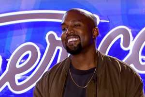 Watch Kanye West's Full Audition For 'American Idol'