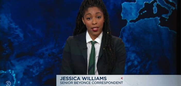 The Daily Show's Jessica Williams Unravels Why Haters Of Beyonce's Halftime Show Message Are Wrong