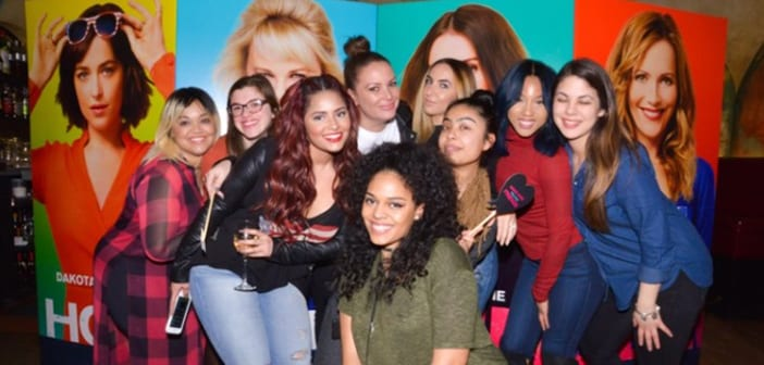 Angie Martinez hosts private HOW TO BE SINGLE screening 1