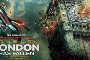 CLOSED--LONDON HAS FALLEN - Advance Screening Giveaway 2