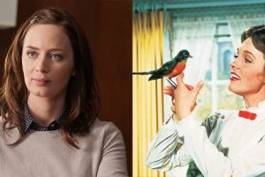 Disney Is In Negotiations To Slate Emily Blunt As Mary Poppins In Upcoming Sequel