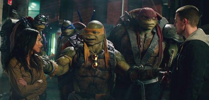 TEENAGE MUTANT NINJA TURTLES: OUT OF THE SHADOWS - New Big Game Spot!