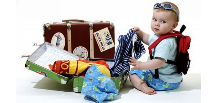 10 Things To Keep In Mind When Traveling With a Child