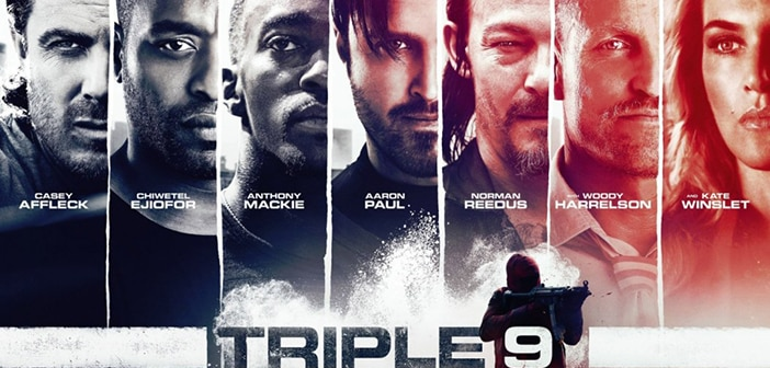 CLOSED--TRIPLE 9 - Red Carpet Premiere Giveaway