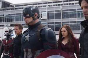 Marvel's CAPTAIN AMERICA: CIVIL WAR - #TeamCap Posters 7