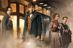J.K. Rowling Confirms News That 'Fantastic Beasts and Where to Find Them' Movie Will Be Part Of A Trilogy 1