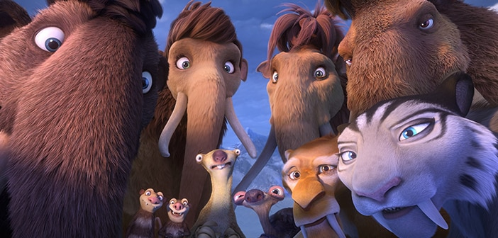 ICE AGE: COLLISION COURSE - NEW ANIMATED TRAILER!