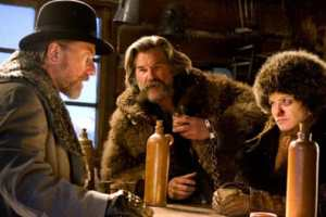 THE HATEFUL EIGHT - Arriving on Blu-ray™Combo Pack, DVD and On Demand March 29