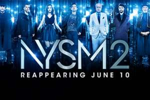 NOW YOU SEE ME 2 - First Trailer And Character Posters 10