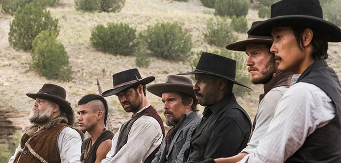 """Watch First Trailer For """"The Magnificent Seven"""" Remake"""