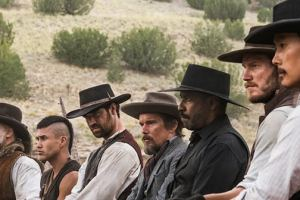 "Watch First Trailer For ""The Magnificent Seven"" Remake"