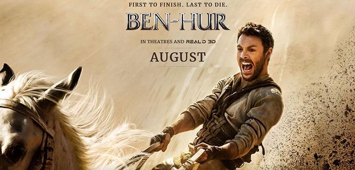 BEN-HUR - Gets New Release Date 1