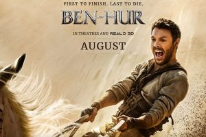 BEN-HUR - Gets New Release Date 1