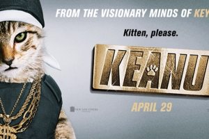 CLOSED--KEANU - Advanced Screening Giveaway
