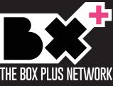 the box plus network logo