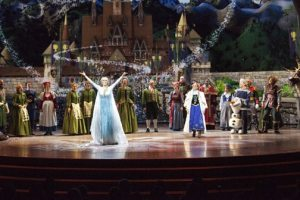 'Frozen – Live at the Hyperion,' a New Stage Musical, Premieres at Disney California Adventure Park