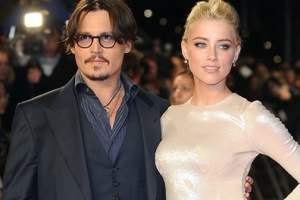 After Just Over A Year Since Their Nuptials, Amber Heard And Johnny Depp File For Divorce