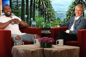 Kanye West Visits 'Ellen' & Gets Off His Chest Something He's Been On To For A While In Massive Rant