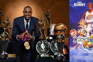 1996's Space Jam Has  A Sequel Lined Up Will Star LeBron James As Main Lead