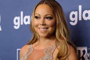 Mariah Carey Honored At GLAAD Media Awards For Her Work For The LGBT Community