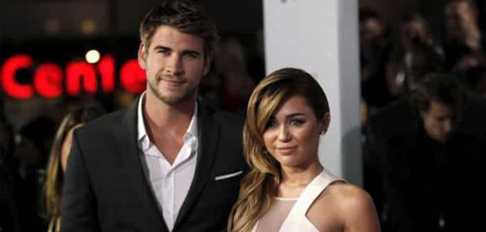 Miley Cyrus and Fiance Liam Hemsworth Reportedly Tying The Knot In A Carnival Themed Wedding