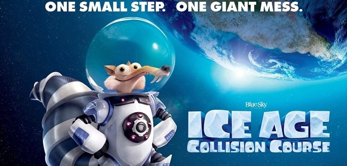ICE AGE COLLISION COURSE | NEW Trailer and Poster Released 1