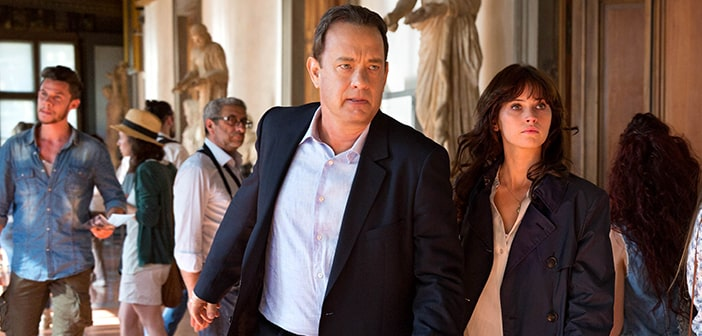 """Tom Hanks Gifts Conference A Special Sneak Peek From Upcoming 3rd Film In """"Da Vinci Code"""" Series"""