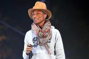 Pharrell Williams Has Signed On To Participate In Two-Day Cultural Festival Called ComplexCon