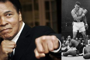 Icon, Legend, and Hero Muhammad Ali Dies At The Age Of 74