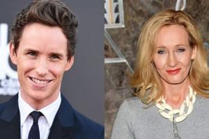 J.K. Rowling & Eddie Redmayne Share Schedule Of Charity Screening For 'Fantastic Beats'