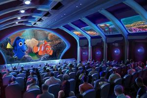"""""""FINDING DORY"""" Welcomes Low-Vision and Blind Audiences to the Movie Theater for Groundbreaking Experience 1"""