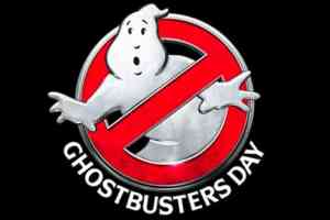GHOSTBUSTERS DAY - Get Ready To See The Old Cast &The New Cast Meet Up On June 8th