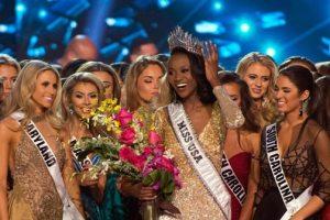 U.S. Army Captain Deshauna Barber Crowned 2016's Miss USA 4
