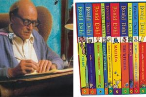 100 Years of ROALD DAHL!!! 1