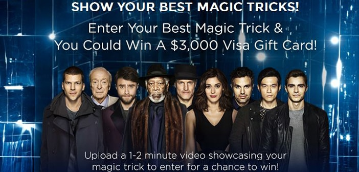 NOW YOU SEE ME 2 | In Theaters June 10 | #LOOKCLOSER Contest 2