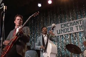 Michael J. Fox Invited By Coldplay To Help Cover Johnny B. Goode