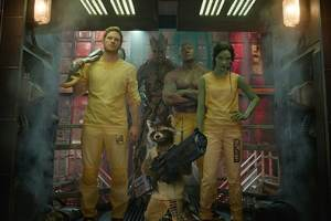 Disney California Adventure Park Brings Guardians of the Galaxy to a Rocking New Attraction, Opening Summer 2017 4