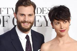 "Jamie Dornan Brought His Wife To Set For Love Scene With Dakota Johnson ""Fifty Shades Darker"""