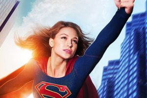 THE CW Shares First look At Superman In SUPERGIRL Season 2 Image 1