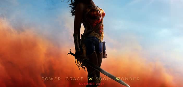 Come See The First Trailer For WONDER WOMAN