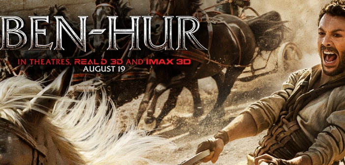 CLOSED--BEN-HUR - Advanced Screening Giveaway 2
