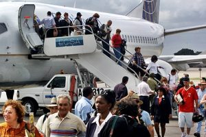 Today Will Mark The First Ever Commercial U.S. Flight To Cuba